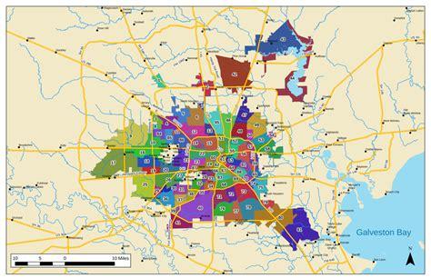 map of neighborhoods 2 list of houston neighborhoods