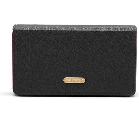 Marshall Stockwell Flip Cover buy marshall stockwell speaker flip cover black
