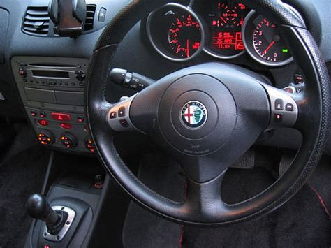 alfa romeo 147 interior flickr photo