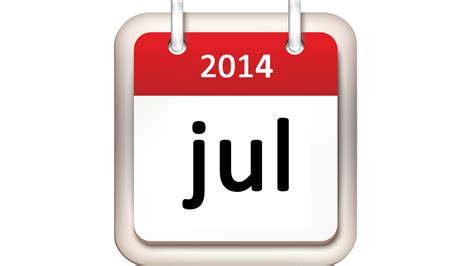 registro oficial 293 de julio 21 2014 arranca el mes de julio calendario fiscal y novedades