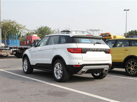 land wind x7 land rover ceo pissed at landwind over their x7 evoque clone