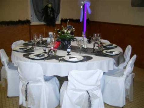 theme mariage rose et argent mariage noir et blanc avec un peu d argent theme le