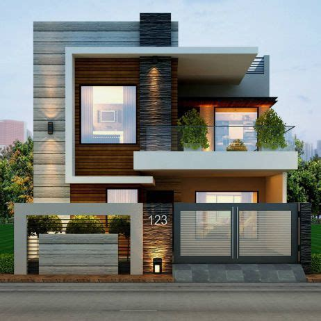 contemporary home plans and designs best 25 modern houses ideas on modern house