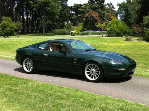 Aston Martin Db 7 by 1993 Aston Martin Db7 Partsopen