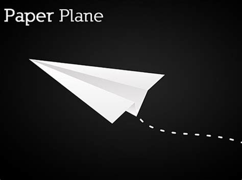 Paper Flight - paper free psd 120 free psd for commercial use