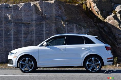Audi Q3 Review 2016 by 2016 Audi Q3 Quattro Technik Review Car Reviews Auto123