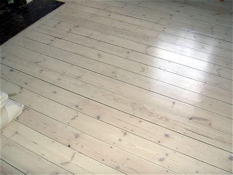 whitewash wooden flooring