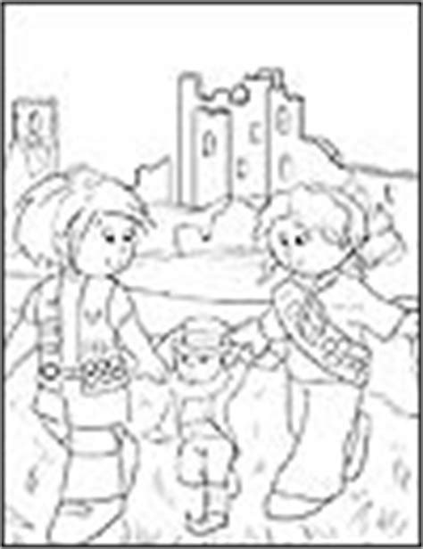 irish girl coloring page how to draw irish girl