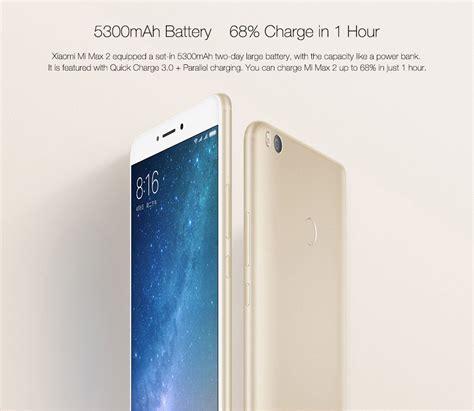 Chas Xiaomi Mi Max xiaomi mi max 2 6 44 inch 4gb 128gb smartphone gold