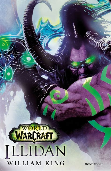 libro world of warcraft illidan illidan world of warcraft pubblicata la copertina del libro e data di uscita