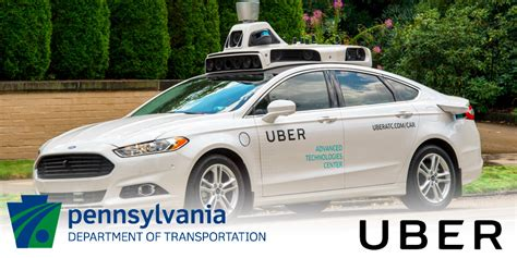 Uber Asks PennDOT to Delay Self Driving Car Rules