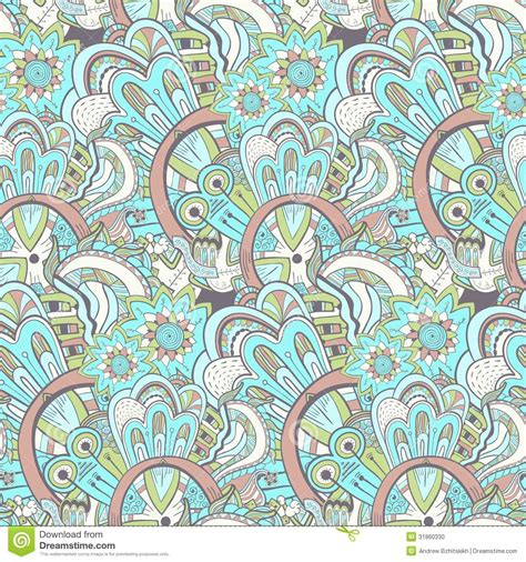 hand drawn wallpaper seamless abstract hand drawn pattern steunk background