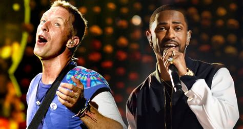 coldplay big sean coldplay team with big sean for new uplifting song quot miracles quot