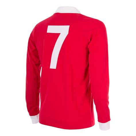 george best shirt shop george best utd 1970 180 s sleeve retro