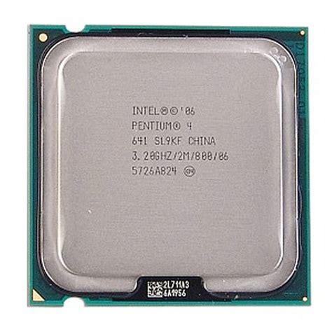 Procecor Socket 775 intel pentium 4 641 3 2ghz 800mhz 2mb socket 775 cpu