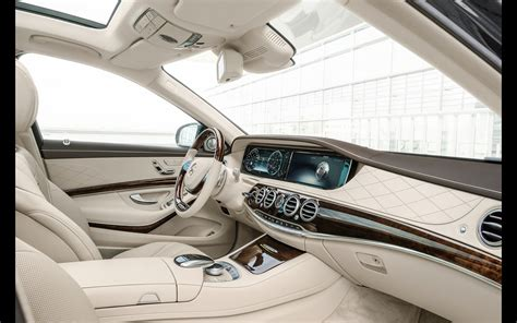 2015 Mercedes S Class Interior by 2015 Mercedes Maybach S Class Interior 11 1440x900