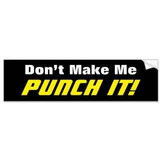 Punch Stickers