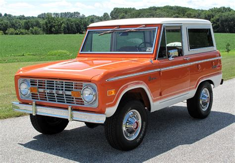 76 Ford Bronco Ford Bronco Wagon 1974 76 Pictures 1280x960