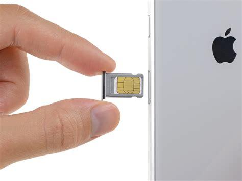 iphone 8 plus sim card replacement ifixit repair guide