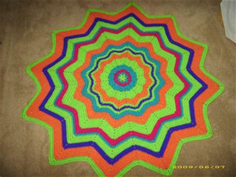 beginner s round ripple allfreecrochetafghanpatterns com smoothfoxs beginners round ripple free pattern share the