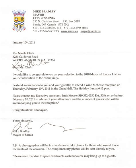 Scholarship Letter To Mayor Reviews Cover Culture