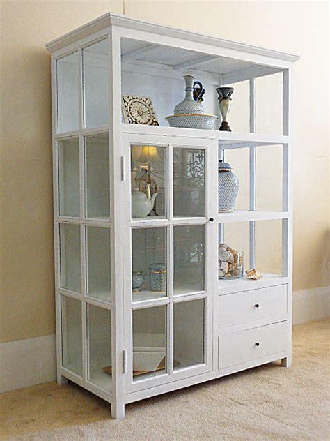 Lemari Kayu Kaca lemari toko furniture mebel jati minimalis laman 2