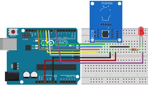 arduino r alc verici devresi arduino dersleri 18 rc522 rfid mod 252 l kullanımı