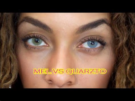 new solotica hidrocor mel vs quartzo 2016