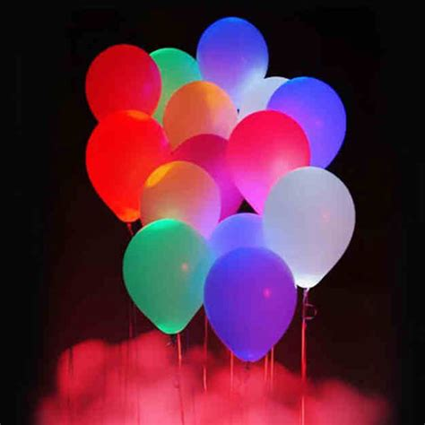 Balon Ulang Tahun Dengan Lu Led 5 Pcs Balon Ulang Tahun Dengan Lu Led 5 Pcs Multi Color Jakartanotebook