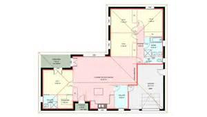 maisons plain pied 4 chambres de 120 m 178 construite par