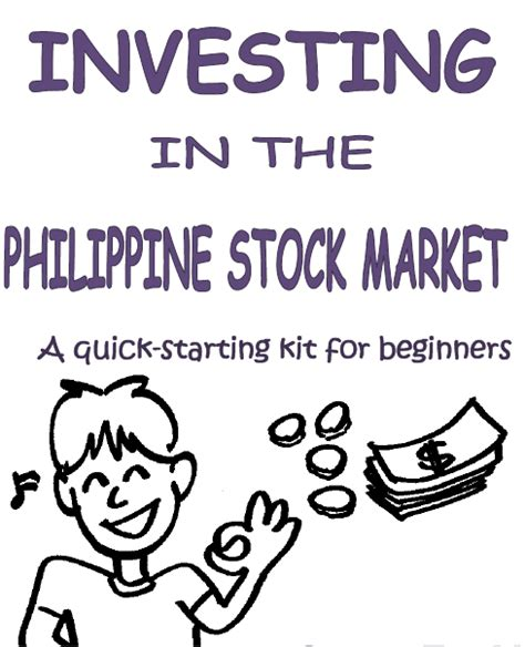 investing in philippine stock market for beginners a smart pinoy investor free downloads to make you rich