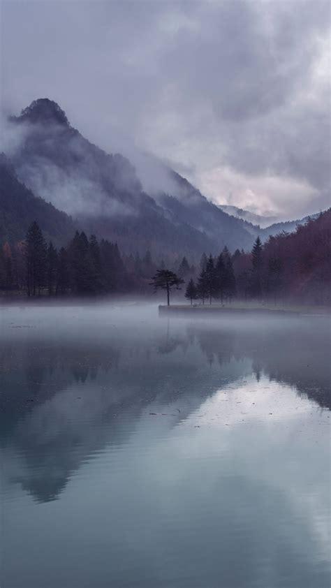 mountain lake wallpaper iphone android desktop
