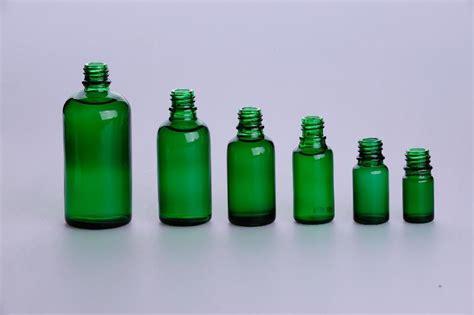 blue green glass drop dispensing blue green glass drop dispensing bottle din pp 18mm