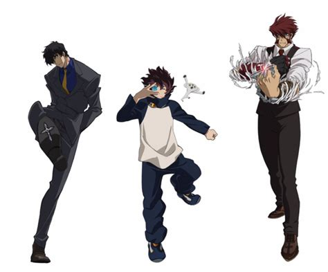 anime beyond crunchyroll quot blood blockade battlefront beyond quot anime