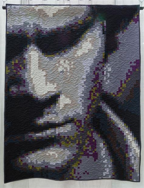 Pixel Quilt Pattern by 53 Best Images About Pixel Quilts On Portrait