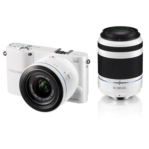 Kamera Mirrorless Samsung Nx1000 samsung nx1000 mirrorless digital kit sanx1000wq b h