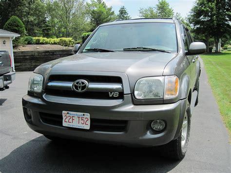06 Toyota Sequoia 2006 Toyota Sequoia Pictures Cargurus