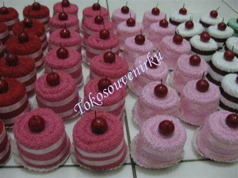 Handuk Ukuran 20x20 my journey aneka mini towel cake pesanan dahlia