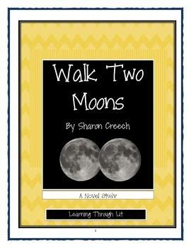 themes in the house of dies drear walk two moons by sharon creech comprehension text