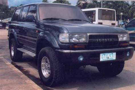 Free Lock Toyota Land Cruiser Vx80 2f land cruiser vx80 limited a t for sale from leyte adpost classifieds gt philippines