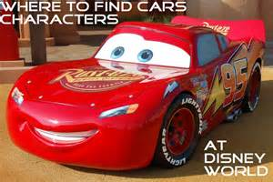 Car Lighting Mcqueen Cars Lightning Mcqueen And Tow Mater At Walt Disney World