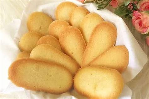 cara membuat kue kering enak dan renyah resep cara membuat kue lidah kucing spesial enak dan renyah