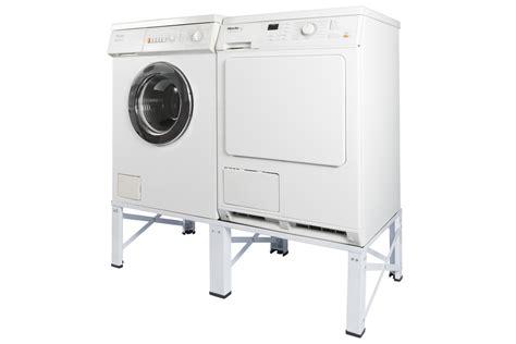Miele Waschmaschine Sockel by Doppel Untergestell F 252 R Waschmaschine Und Trockner Sockel Podest Erh 246 Hung 005160