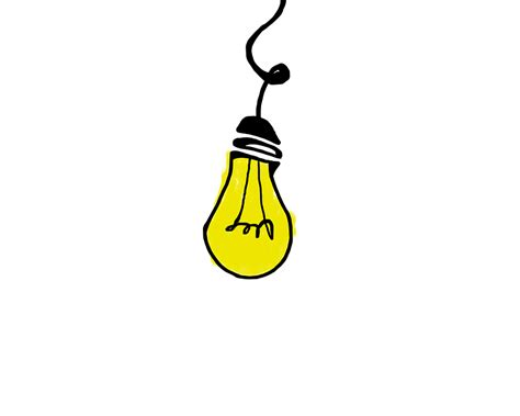 light ideas free illustration idea drawing light light bulb free