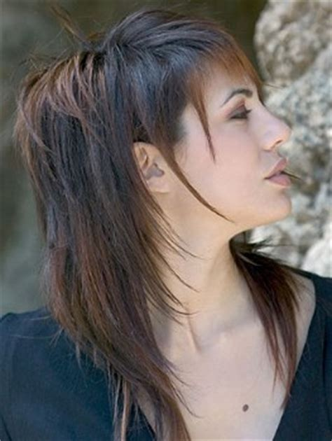 rockstar hairstyles for medium length hair long punk hairstyles beautiful hairstyles
