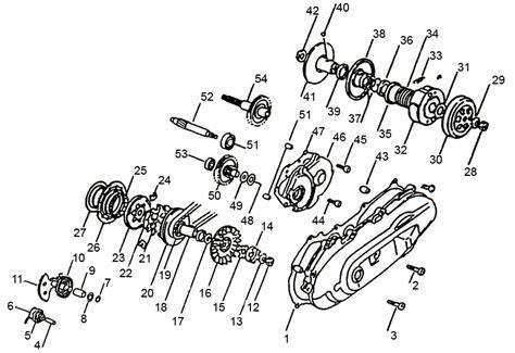 Yamaha Oem Parts Transmission Variator Yamaha Aerox Nitro