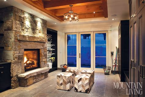 denton house design studio bozeman a montana home in winter white