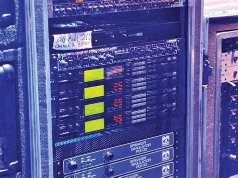 in pictures alex lifeson s live rig effects guitar