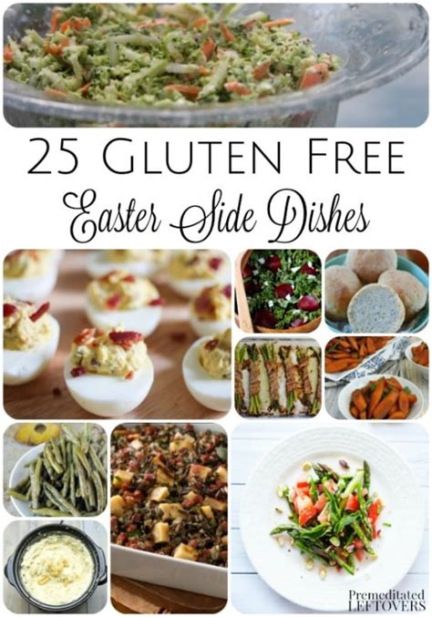 easter side dishes 25 gluten free easter side dishes recipes