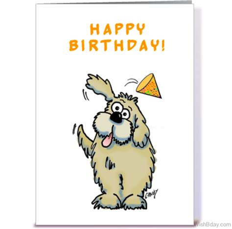 Birthday Cards With Dogs 64 Dog Birthday Wishes